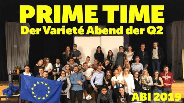 Prime Time.